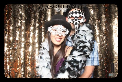 Petite Pix Vintage GIF Photo Booth for Watermarke Tower Masquerade 25