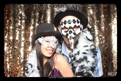 Petite Pix Vintage GIF Photo Booth for Watermarke Tower Masquerade 26