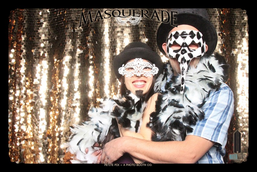 Petite Pix Vintage GIF Photo Booth for Watermarke Tower Masquerade 27