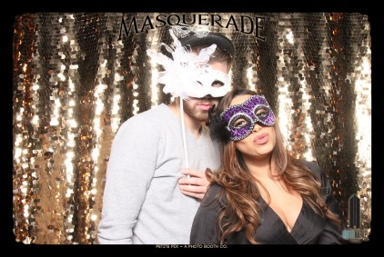 Petite Pix Vintage GIF Photo Booth for Watermarke Tower Masquerade 29