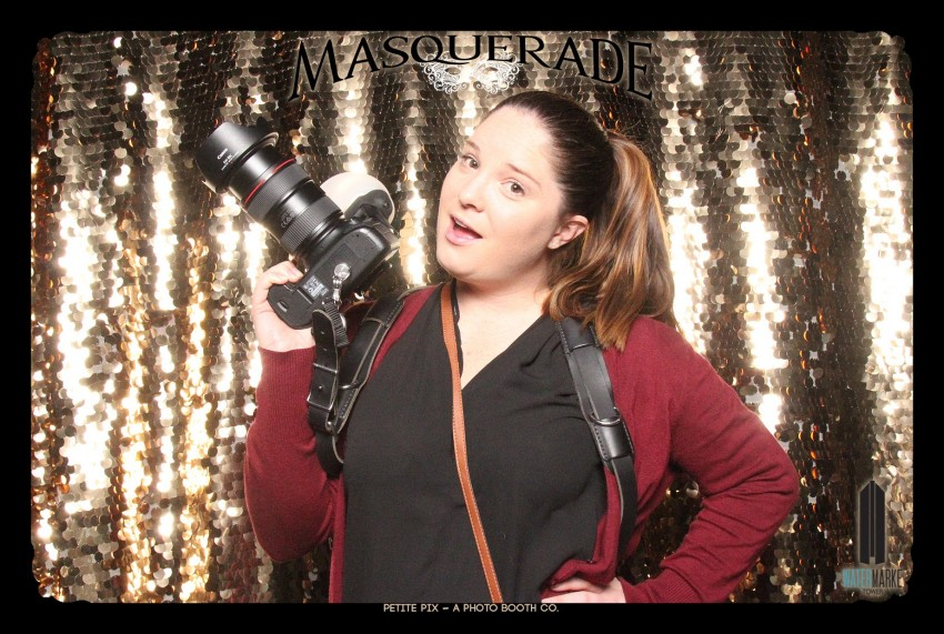 Petite Pix Vintage GIF Photo Booth for Watermarke Tower Masquerade 3