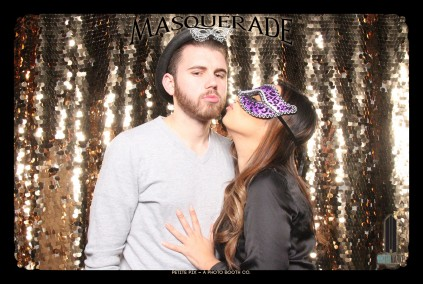 Petite Pix Vintage GIF Photo Booth for Watermarke Tower Masquerade 30