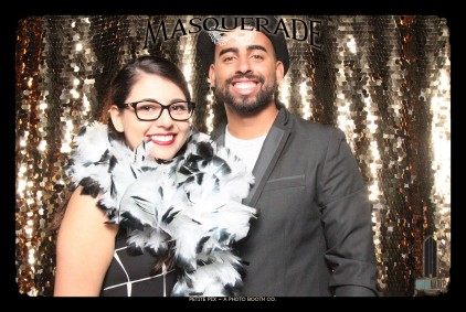 Petite Pix Vintage GIF Photo Booth for Watermarke Tower Masquerade 31
