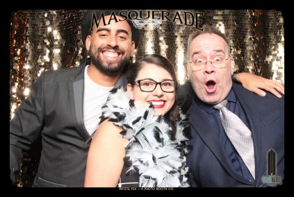 Petite Pix Vintage GIF Photo Booth for Watermarke Tower Masquerade 32