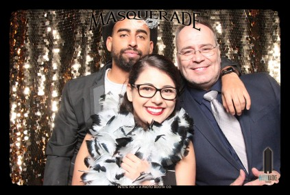 Petite Pix Vintage GIF Photo Booth for Watermarke Tower Masquerade 33