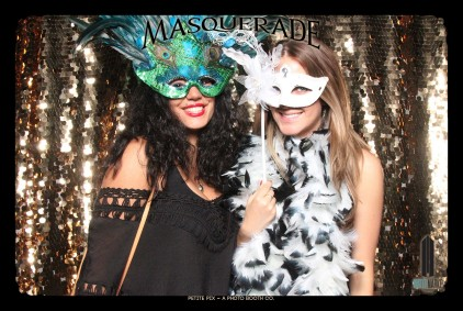 Petite Pix Vintage GIF Photo Booth for Watermarke Tower Masquerade 34