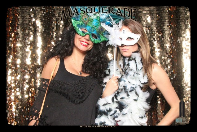Petite Pix Vintage GIF Photo Booth for Watermarke Tower Masquerade 35