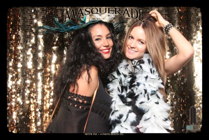Petite Pix Vintage GIF Photo Booth for Watermarke Tower Masquerade 36