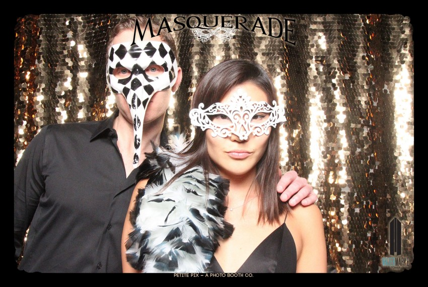 Petite Pix Vintage GIF Photo Booth for Watermarke Tower Masquerade 37