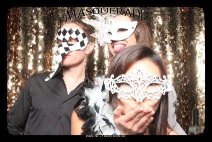 Petite Pix Vintage GIF Photo Booth for Watermarke Tower Masquerade 39