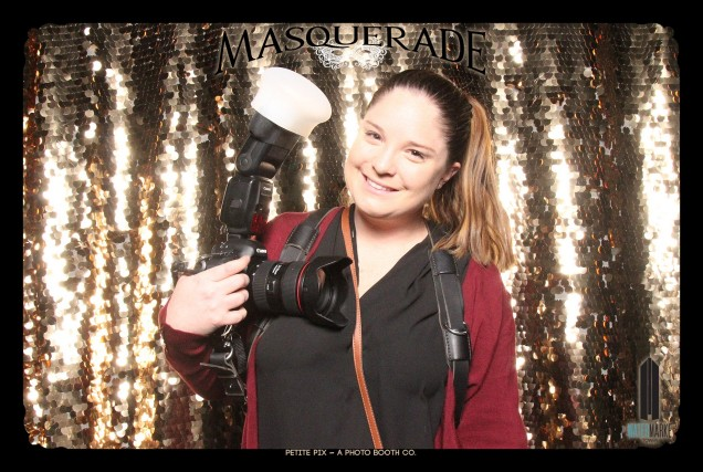 Petite Pix Vintage GIF Photo Booth for Watermarke Tower Masquerade 4