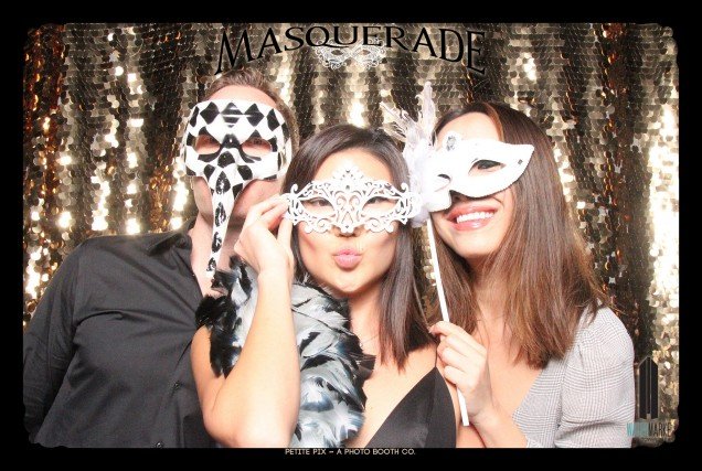 Petite Pix Vintage GIF Photo Booth for Watermarke Tower Masquerade 40