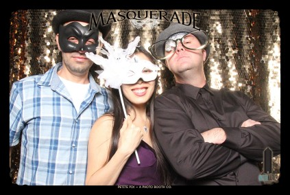 Petite Pix Vintage GIF Photo Booth for Watermarke Tower Masquerade 43