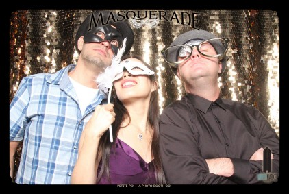 Petite Pix Vintage GIF Photo Booth for Watermarke Tower Masquerade 44