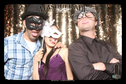 Petite Pix Vintage GIF Photo Booth for Watermarke Tower Masquerade 45