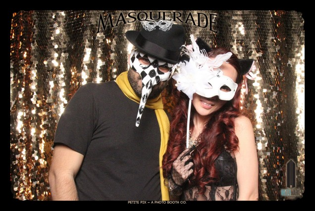 Petite Pix Vintage GIF Photo Booth for Watermarke Tower Masquerade 46
