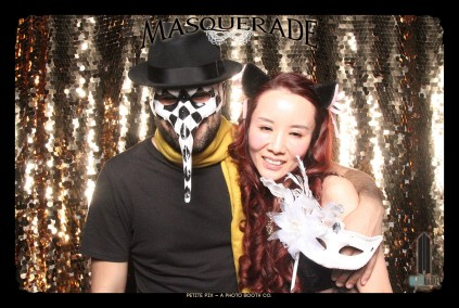 Petite Pix Vintage GIF Photo Booth for Watermarke Tower Masquerade 47