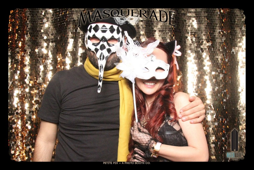 Petite Pix Vintage GIF Photo Booth for Watermarke Tower Masquerade 49