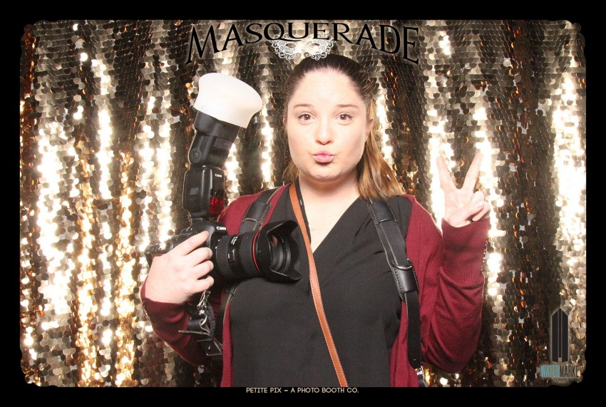 Petite Pix Vintage GIF Photo Booth for Watermarke Tower Masquerade 5