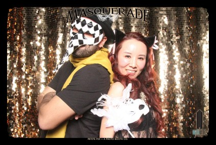 Petite Pix Vintage GIF Photo Booth for Watermarke Tower Masquerade 51
