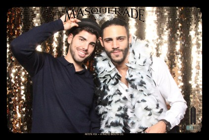 Petite Pix Vintage GIF Photo Booth for Watermarke Tower Masquerade 55