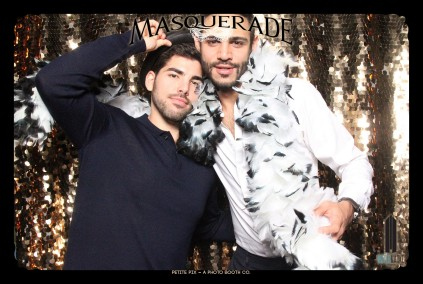 Petite Pix Vintage GIF Photo Booth for Watermarke Tower Masquerade 56