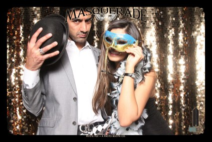 Petite Pix Vintage GIF Photo Booth for Watermarke Tower Masquerade 58