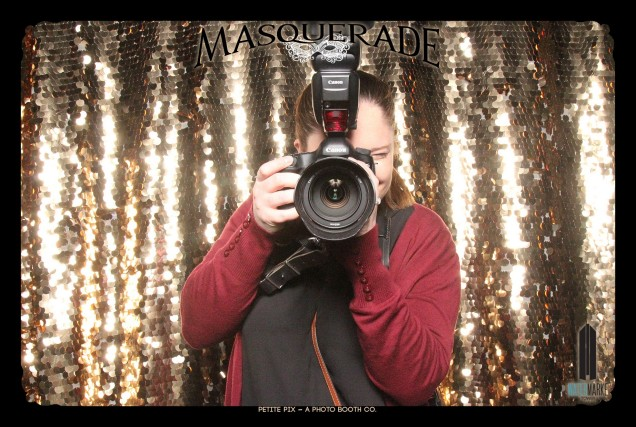 Petite Pix Vintage GIF Photo Booth for Watermarke Tower Masquerade 6