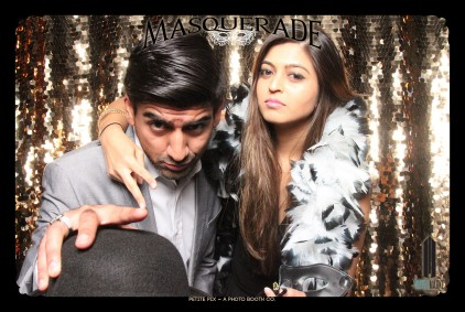 Petite Pix Vintage GIF Photo Booth for Watermarke Tower Masquerade 60