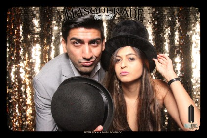 Petite Pix Vintage GIF Photo Booth for Watermarke Tower Masquerade 62