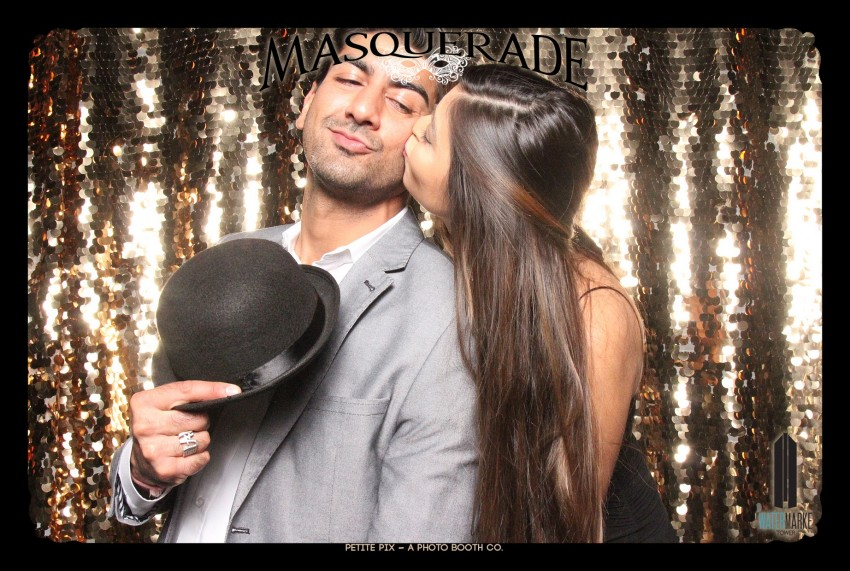 Petite Pix Vintage GIF Photo Booth for Watermarke Tower Masquerade 63