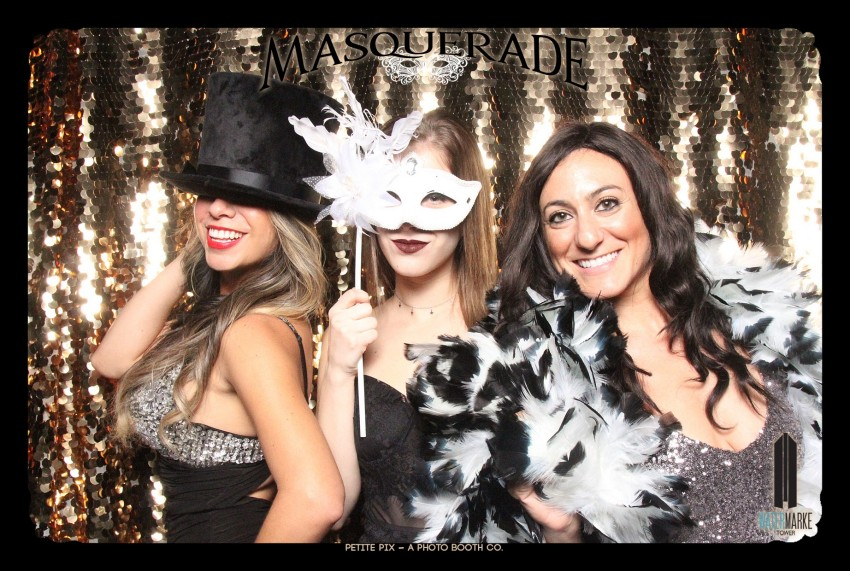 Petite Pix Vintage GIF Photo Booth for Watermarke Tower Masquerade 64