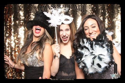 Petite Pix Vintage GIF Photo Booth for Watermarke Tower Masquerade 66