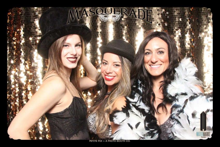 Petite Pix Vintage GIF Photo Booth for Watermarke Tower Masquerade 67