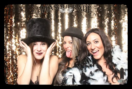 Petite Pix Vintage GIF Photo Booth for Watermarke Tower Masquerade 69