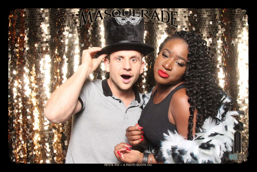 Petite Pix Vintage GIF Photo Booth for Watermarke Tower Masquerade 73