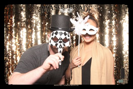 Petite Pix Vintage GIF Photo Booth for Watermarke Tower Masquerade 76
