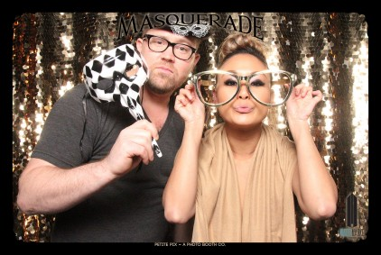 Petite Pix Vintage GIF Photo Booth for Watermarke Tower Masquerade 77