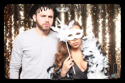 Petite Pix Vintage GIF Photo Booth for Watermarke Tower Masquerade 79