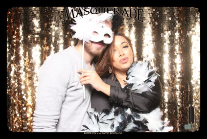 Petite Pix Vintage GIF Photo Booth for Watermarke Tower Masquerade 81