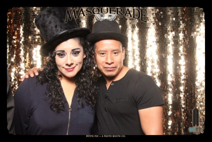 Petite Pix Vintage GIF Photo Booth for Watermarke Tower Masquerade 86