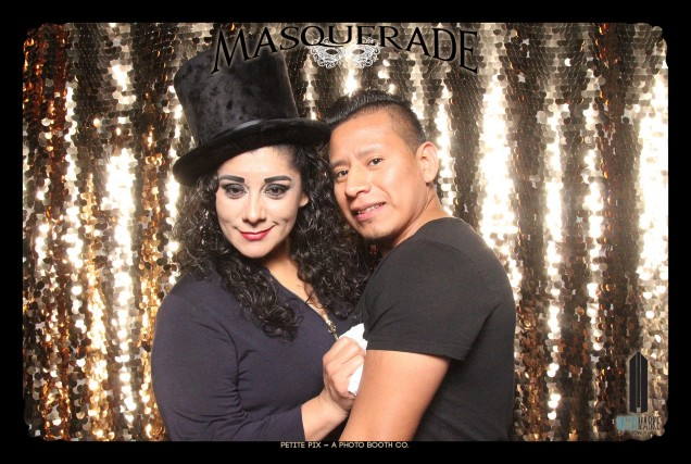 Petite Pix Vintage GIF Photo Booth for Watermarke Tower Masquerade 87
