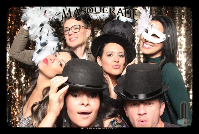 Petite Pix Vintage GIF Photo Booth for Watermarke Tower Masquerade 89