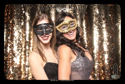 Petite Pix Vintage GIF Photo Booth for Watermarke Tower Masquerade 9