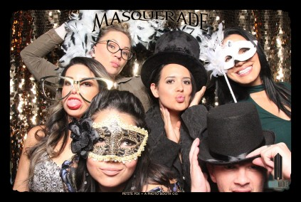 Petite Pix Vintage GIF Photo Booth for Watermarke Tower Masquerade 90