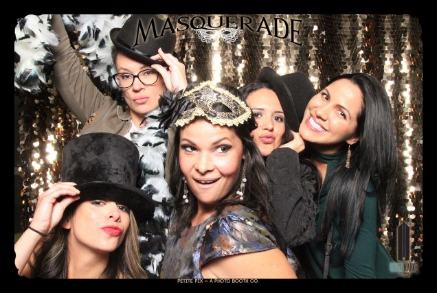 Petite Pix Vintage GIF Photo Booth for Watermarke Tower Masquerade 93