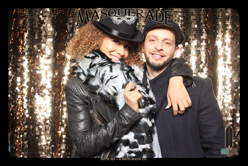 Petite Pix Vintage GIF Photo Booth for Watermarke Tower Masquerade 94