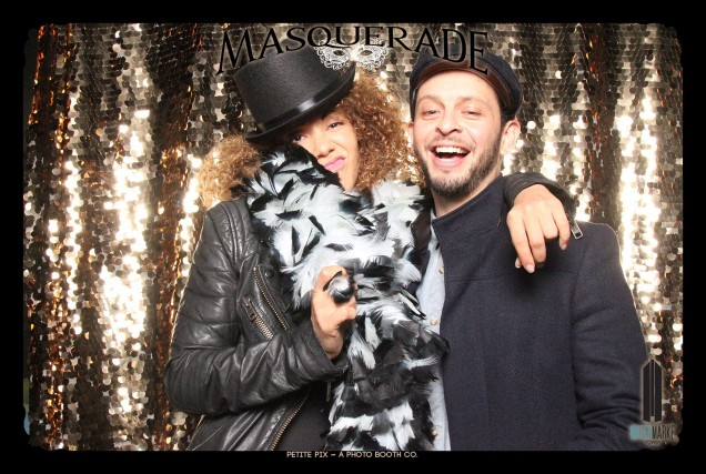 Petite Pix Vintage GIF Photo Booth for Watermarke Tower Masquerade 95