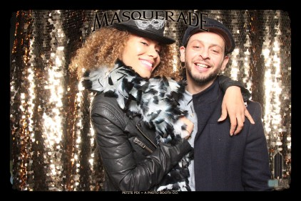 Petite Pix Vintage GIF Photo Booth for Watermarke Tower Masquerade 96