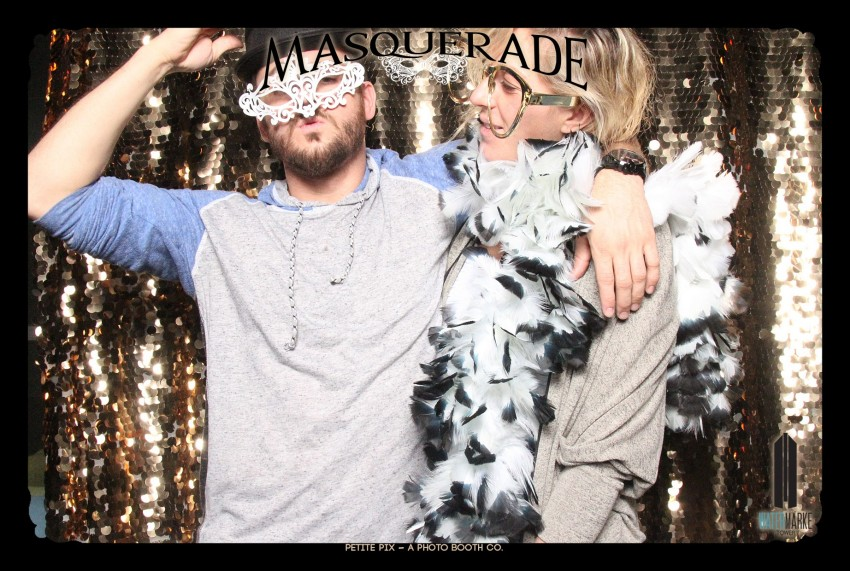 Petite Pix Vintage GIF Photo Booth for Watermarke Tower Masquerade 97